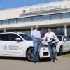 """Emanuel """"Mani"""" Gyenes, cel mai bun român din Raliul Dakar, a devenit ambasador al dealerului BMW, Group West Motors."""