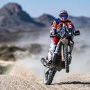 Dakar 2021 – Emanuel Gyenes – Locul 2 la clasa Malle Moto