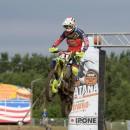 #41 Robert Tompa in arena de nisip de la Lommel (BEL)
