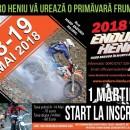 C.R. Hard Enduro (N.V.) HENIU 18-19.05.2018