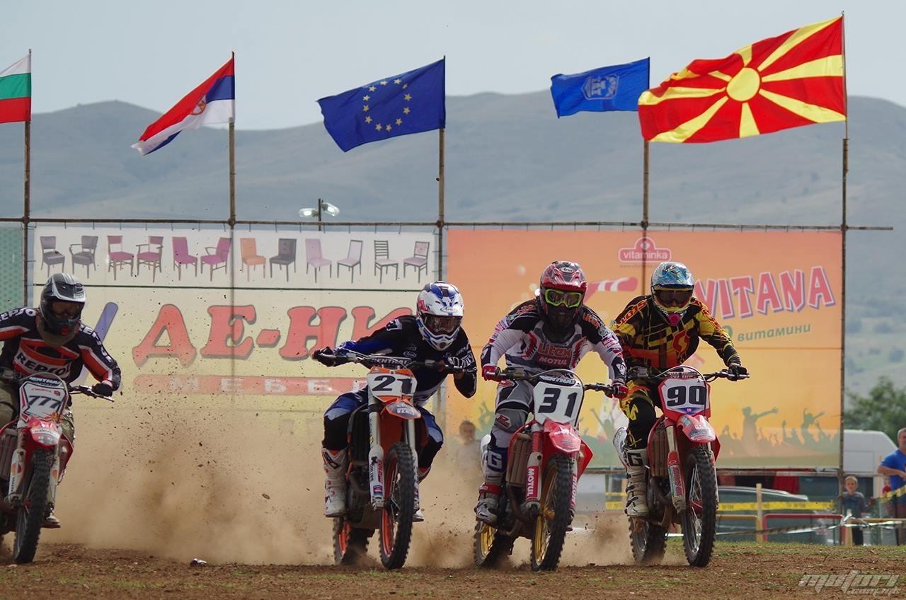 Adrian Raduta start Macedonia