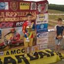 Mario Popovici si Aida Cojanu puncteaza la a 5 a etapa din Campionatul Est European de Motocros