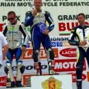 Ionel Pascota prima pozitie in Campionatul Est European de Viteza