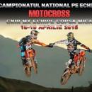 Circuitul de la Copsa Mica a gazduit sambata si duminica Campionatul National pe Echipe la Motocross.
