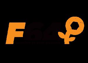 X logo F64