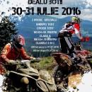 Etapa II CNIR Enduro – Dealu Botii, Cluj 30-31.07.2016