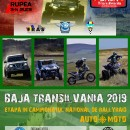 BAJA Transilvania – CNIR Et.I Rally Raid & Cupa Adventure 13-14.09.2019