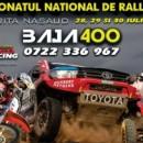 CNIR Et.III Rally Raid – Baja 400 Bistrita – 28-30 iulie 2017