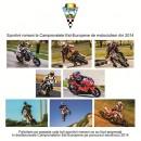 Sportivii romani la Campionatele Est-Europene de motociclism din 2014