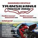 Inaugurare circuit Transilvania Motor Ring – 10.11.2018