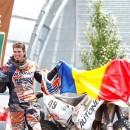 Mani Gyenes locul 1 clasa Maraton Dakar 2015